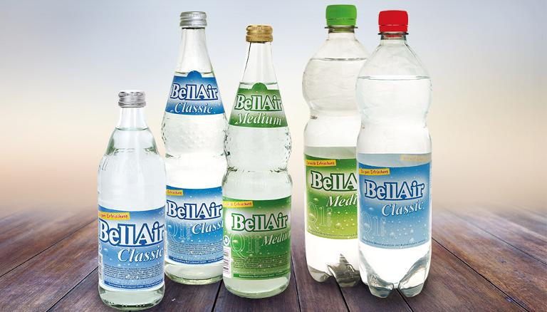BellAir Mineralwasser